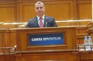 Mihai Culeafă a depus jurământul de credinţă, în noua calitate de deputat