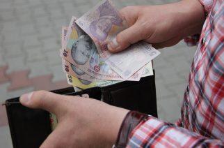 De azi, salariul minim brut se majorează cu 16%